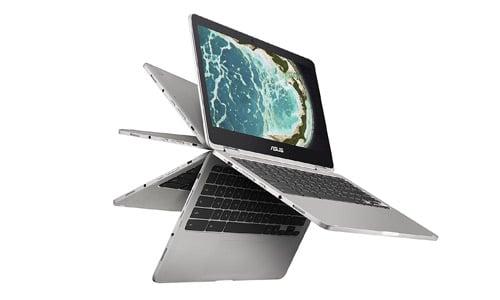 ASUS Chromebook Flip C302 Laptop