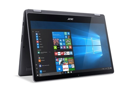 Acer Aspire R 15 Convertible Laptop