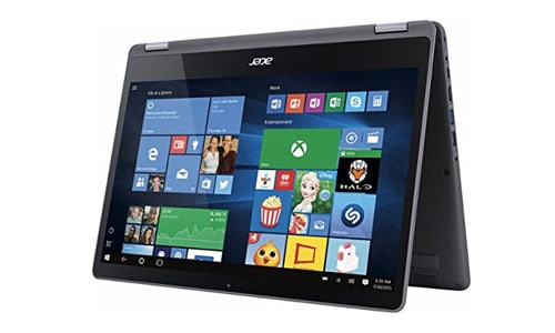 Acer Aspire R 15.6 Backlit Keyboard Laptop