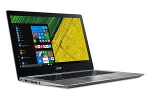 Acer Swift 3 8th Gen Intel i5 Processor