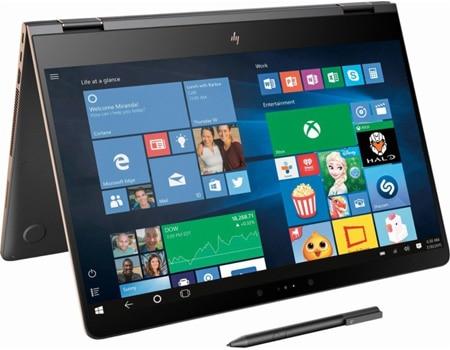Latest HP Spectre x360 15t Laptop