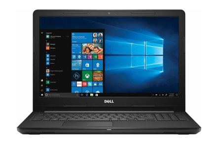 Dell 15.6 Inch Touchscreen Laptop