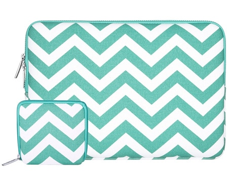 Mosiso Chevron Style Laptop Sleeve Bag