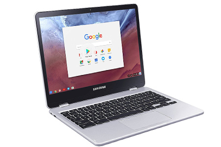 Samsung Chromebook Convertible Laptop