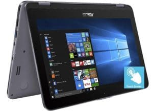 ASUS Vivobook Flip 11 Convertible Laptop