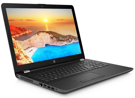 HP 15-Inch Touch Screen Laptop