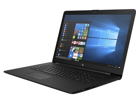 HP 17.3 inch HD Laptop