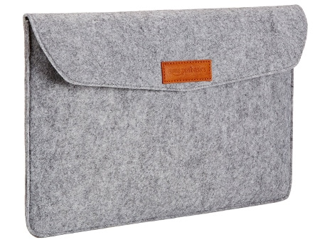 AmazonBasics 13-Inch Felt Laptop Sleeve