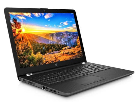 HP 15 HD Touchscreen Laptop