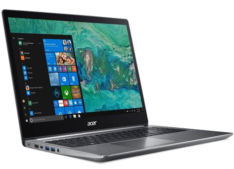 Acer Swift 3 - 8th Gen Intel Processor