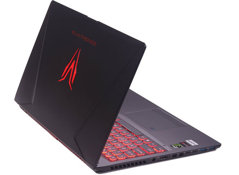 Eluktronics Pro-X P957HR Ultra-portable Gaming Laptop