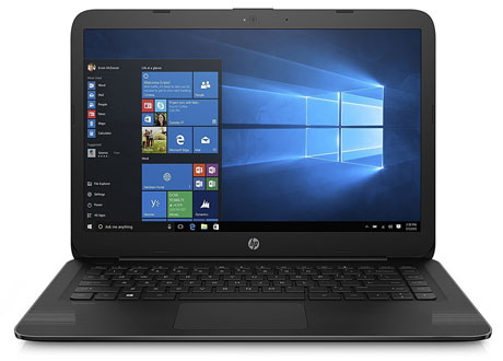 HP 14 Flagship Laptop