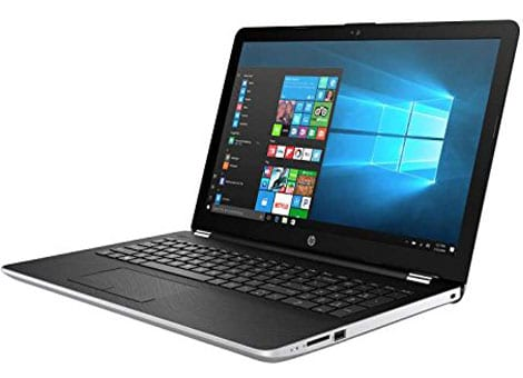 HP 15.6 HD Touchscreen Laptop
