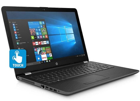 HP 15.6 inch Touchscreen HD Notebook