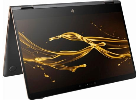 HP Spectre x360 15-Inch Touchscreen Laptop