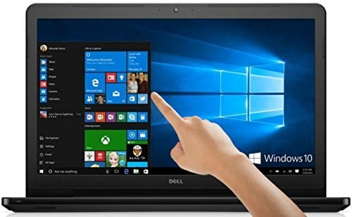 Dell Inspiron 15.6 HD Touchscreen Laptop