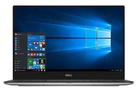 Dell XPS 13 9360 Touchscreen Laptop