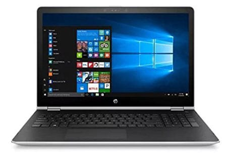 HP X360 Touchscreen 2-in-1 Convertible Laptop