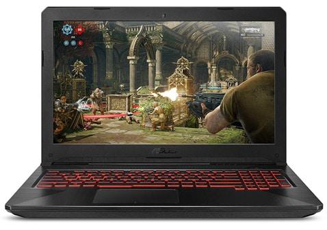 ASUS FX504GE-ES72 Gaming Laptop