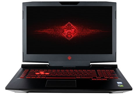 HP OMEN 17t VR Ready Gaming laptop
