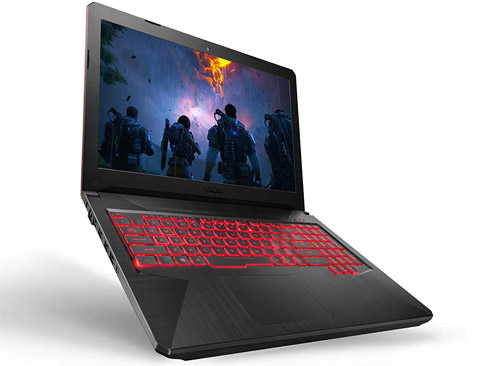 ASUS TUF FX504GM Gaming Laptop