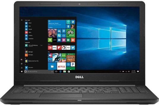 Dell Inspiron 15 Intel Core i3 Laptop