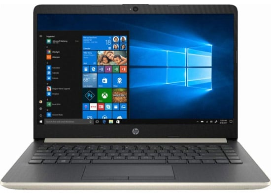 HP 14-CF0014DX Core i3 Laptop