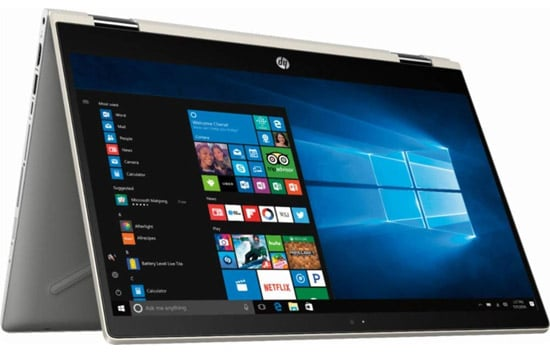 HP Pavilion x360 2-in-1 Laptop