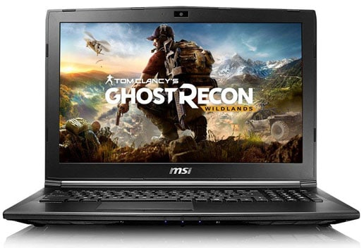 MSI GL62M 7RD-1407 Gaming Laptop