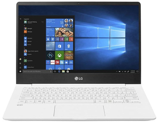 LG Gram 13Z980