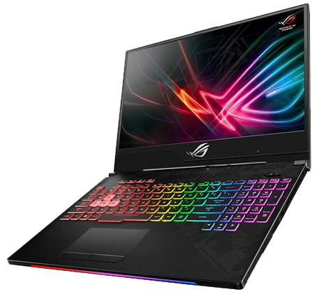 The ASUS ROG Strix Scar II Gaming Laptop