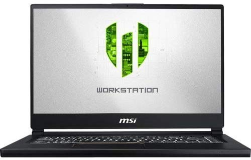 MSI WE75 Workstation Laptop
