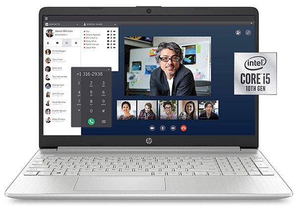HP 15-dy1036nr FHD Laptop