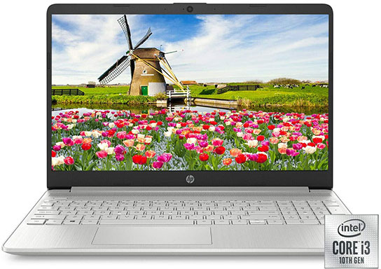 HP 1W830UA 15-inch Laptop