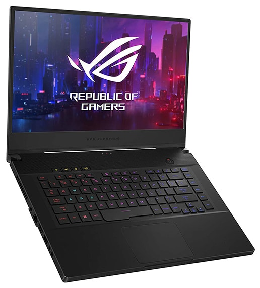 ROG Zephyrus M Thin Gaming Laptop
