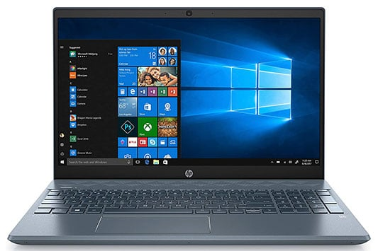 HP Pavilion 15-Inch Laptop