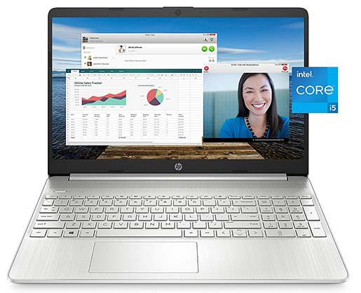 HP 15-dy2021nr Notebook